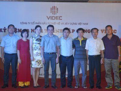 VIDEC tổ chức giải thể thao mở rộng nhân dịp kỷ niệm 12 năm thành lập