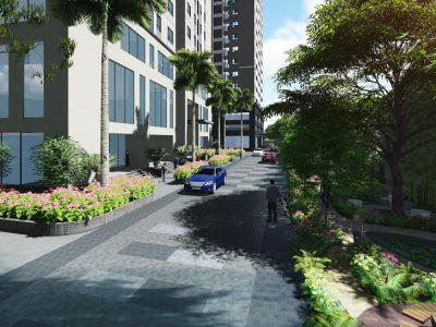 Sắp khai trương nhà mẫu Tòa Star Tower tại 283 Khương Trung, Thanh Xuân, Hà Nội