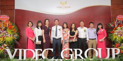 """VIDEC Group và những chữ """"V"""""""