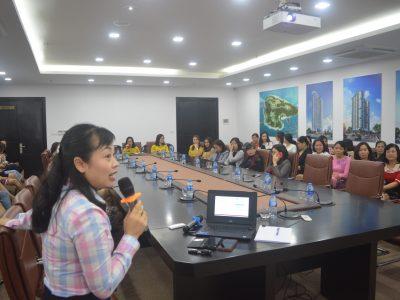 VIDEC Group chúc mừng Ngày Phụ nữ Việt Nam 20/10