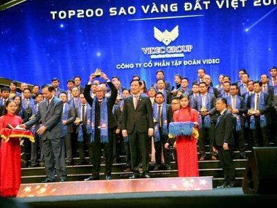 Videc đoạt giải thưởng Sao Vàng Đất Việt