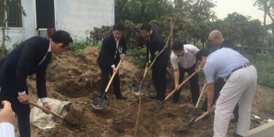 VIDEC Group Tổ chức Khai xuân và Tết trồng cây mừng Xuân Kỷ Hợi 2019