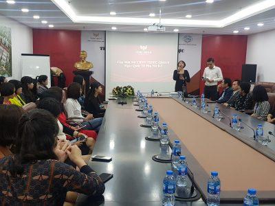 VIDEC Group tôn vinh chị em ngày Quốc tế Phụ nữ 8/3