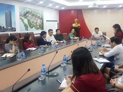 VIDEC Group bổ nhiệm chức vụ cán bộ mới