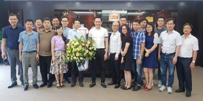 Chúc mừng các KTS VIDEC nhân ngày Kiến trúc Việt Nam