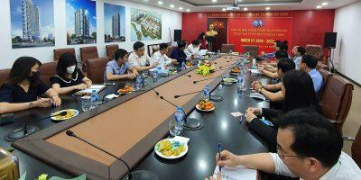 Đại hội Chi bộ VIDEC Group thành công